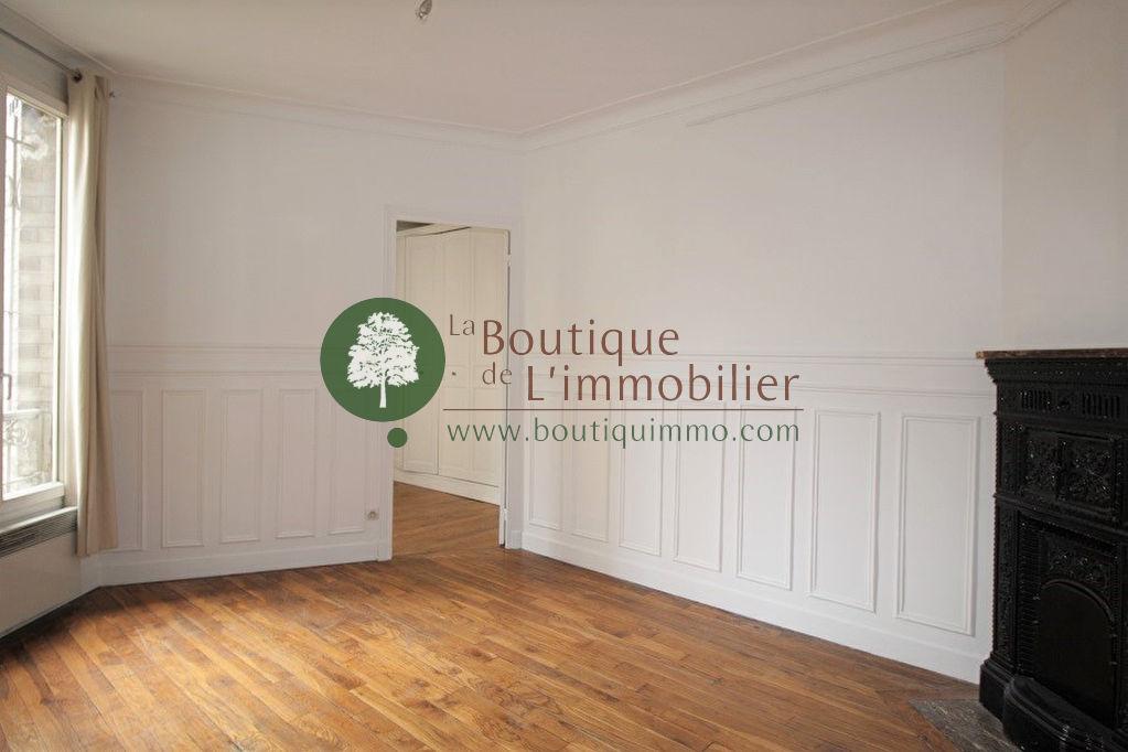 Appartement PARIS 15 - 2 pièces - Vide
