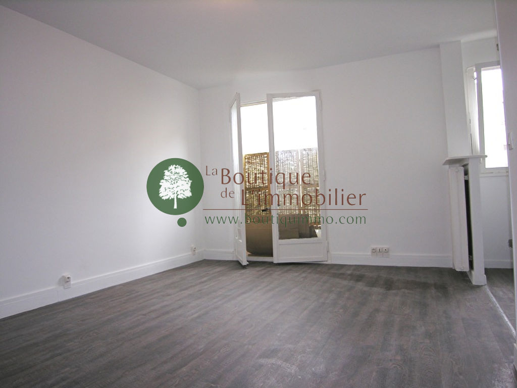 Grand studio - Quartier Goncourt