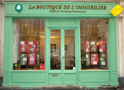 Etude du Faubourg Poissonnière